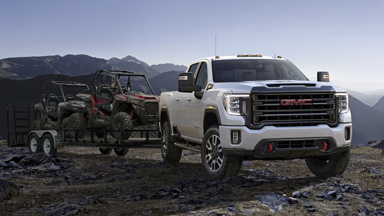 GMC Sierra HD AT4 2021
